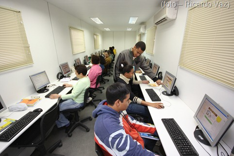 Foto 01 - Taboão da Serra abre mais de 900 vagas para cursos gratuitos de informática e inglês