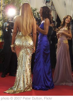 'Beyonce and Evangeline (crop)' photo (c) 2007, Peter Dutton - license: http://creativecommons.org/licenses/by/2.0/