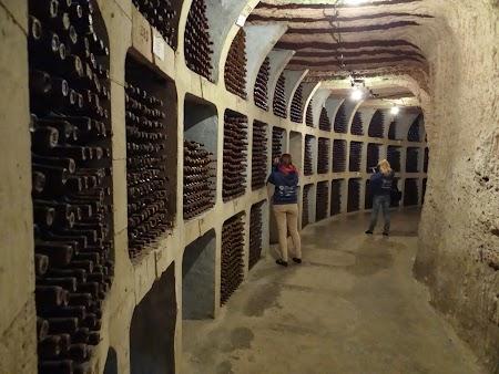 Drumul vinului Basarabia: Milestii Mici
