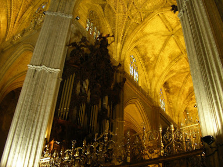 Andalusia: Sevilla Cathedral