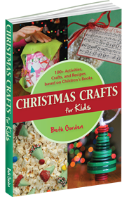 Christmas Crafts for Kids book