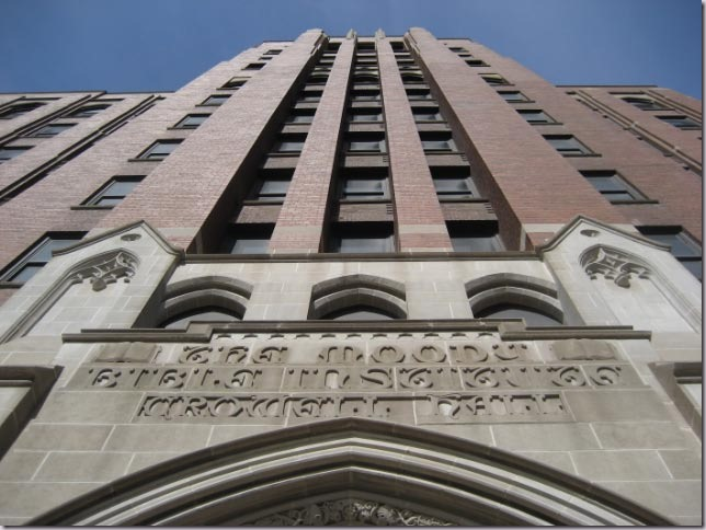 Moody Bible Institute[MBI]