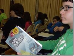 2012 abril- dia do libro e charla Gómez Cerd 017