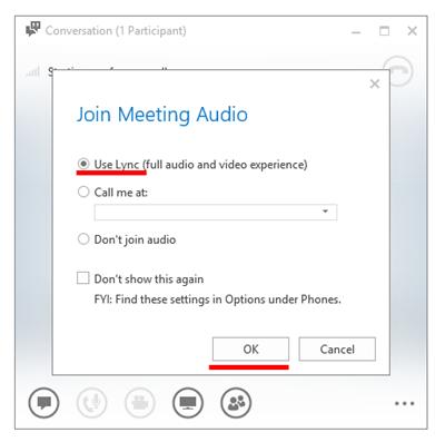 start-meeting-with-lync-audio