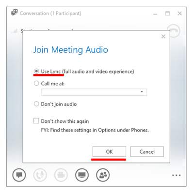 start-meeting-with-lync-audio