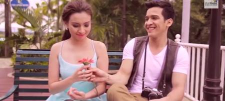 Edward Benosa - Di Man Lang Nagpaalam music video