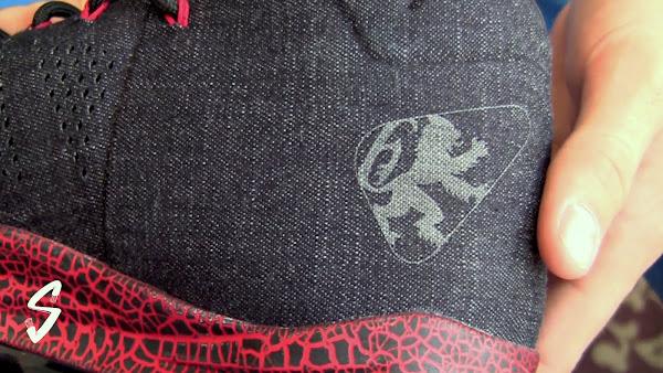 Nike LeBron X NSW Black Denim PE 8211 New Photos amp Video Review
