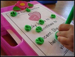 Preschool Letter Vv