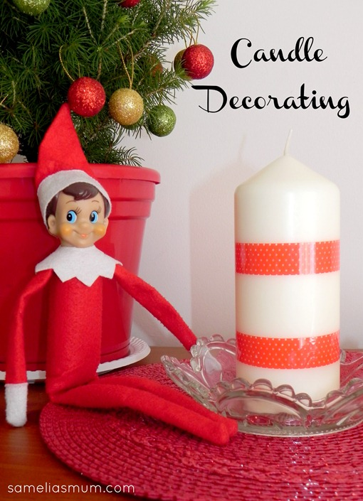 Candle Decorating 2