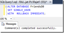 Single_User_DB