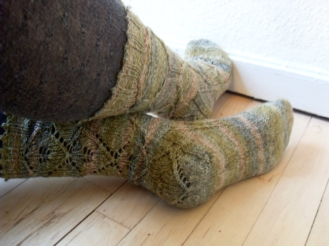 TTL Mystery Sock 2013