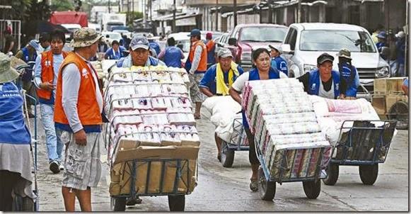 Contrabando Argentina - Bolivia