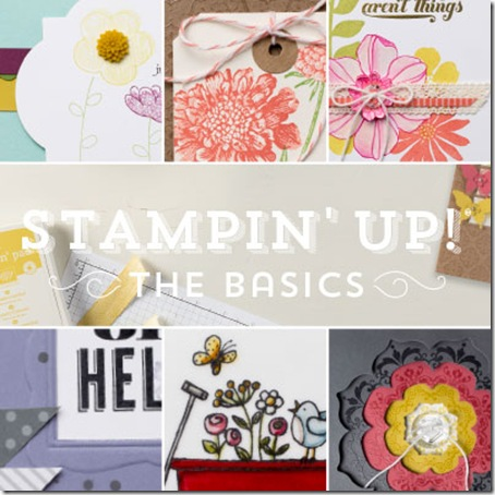 Stampin' Up! the Basics