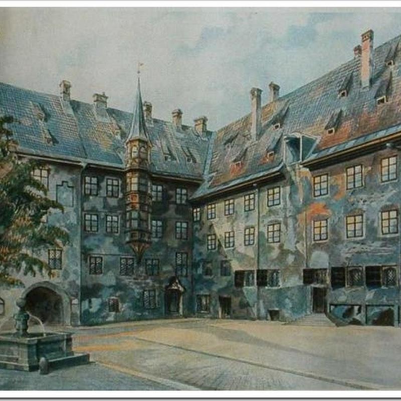 10 quadros do jovem artista Adolf Hitler