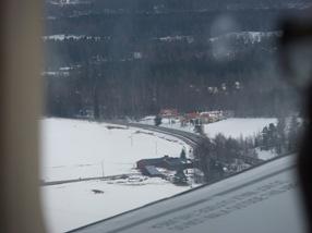 aterrizando en Helsinki - Vantaa