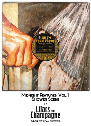 Midnight Features, Vol 1: Shower Scene by Lilacs and Champagne