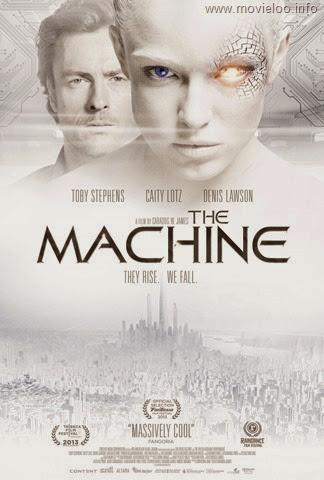 The Machine (2013) BluRay 720p