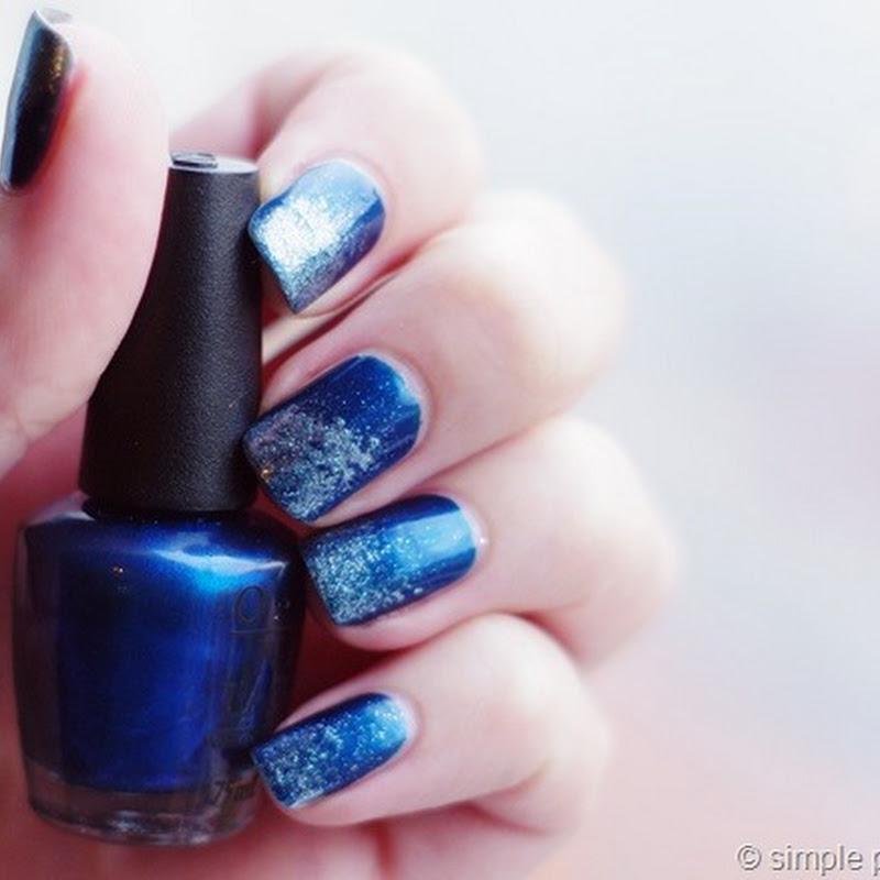 [Blue Friday] O.P.I. - Unfor-greta-bly Blue