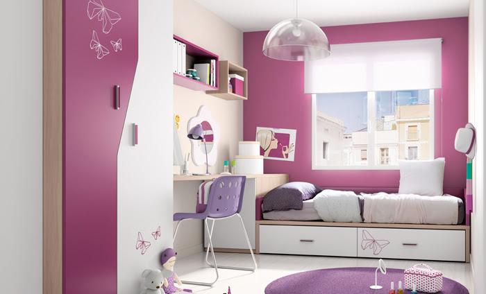 Dormitorios infantiles en el d a internacional del ni o for Alcobas infantiles