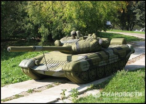 Russie une armée gonflable-42