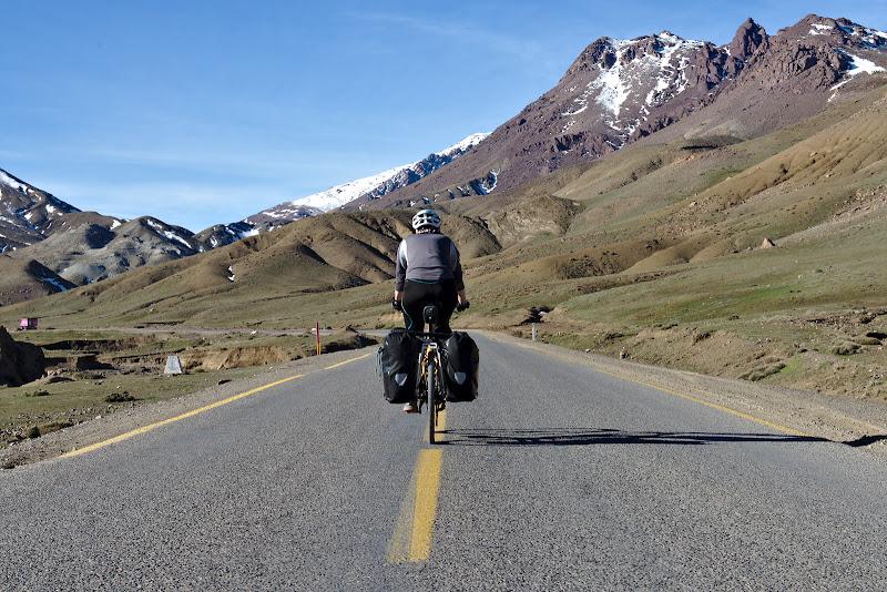 Drum intins la 2000 de metri, drum de cursiera