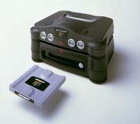 Plugado através da EXTension Port, o Nintendo 64DD permitia o N64 usar discos magnéticos proprietários de 64 MB para aumentar a capacidade de armazenamento de dados. O acessório só foi lançado no Japão e não vingou.