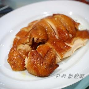 茉莉茶香燻雞 @ 凱悅軒