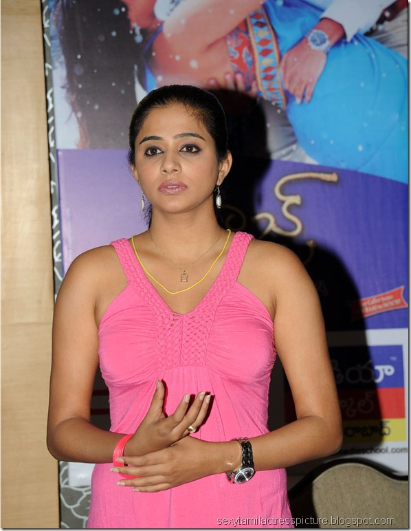 Priyamani In Pink Dress 08