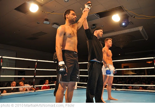 'Fight decision for Sony Sahota' photo (c) 2010, MartialArtsNomad.com - license: https://creativecommons.org/licenses/by/2.0/