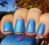 Darling Diva Blue Diamond