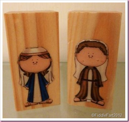 Nativity Blocks 5
