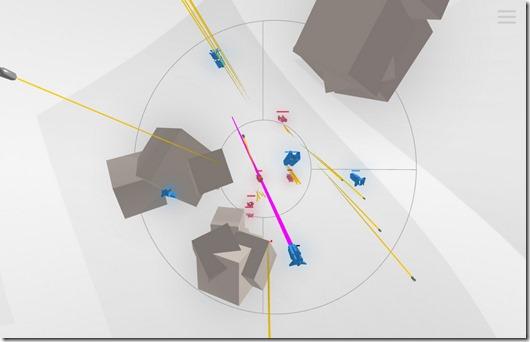 Spatial Three-dimensional space tactics (2)