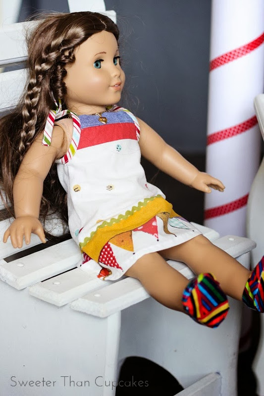 Popover Doll Dress