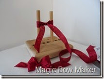 Magic Bow Maker