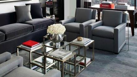 mesas-sala-decoracion-penthouse-de-lujo-Trump-World-Tower