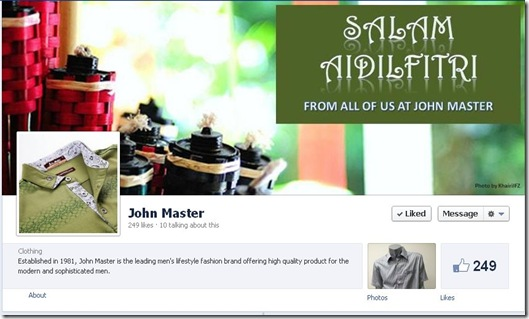John MAster Raya