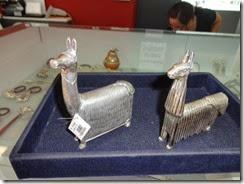 silver llamas