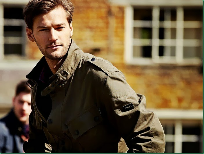 Preview: Barbour Spring/Summer 2014 Collection