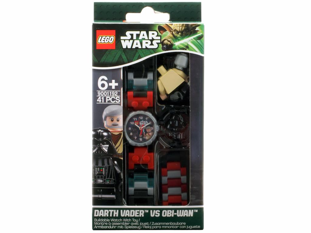 Bricker construit par lego 5002211 montre figurine obi - Lego star wars avec dark vador ...