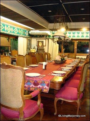 TingTing Cojuangco's residence in Dasmarinas