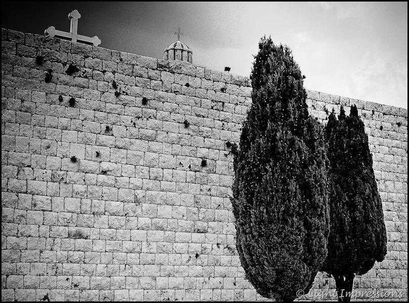 Light Impressions-Church Wall