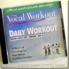 vocal CD