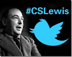 tweet cslewis