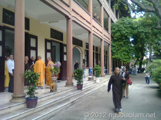tang lễ hòa thượng Thích Minh Châu - 42