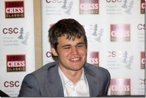 magnus carlsen (2012-London Chess)