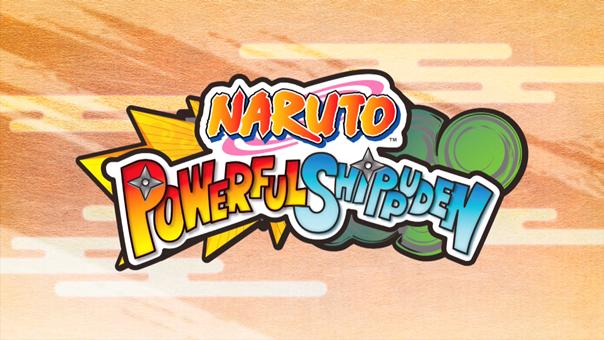Naruto Powerful Shippuden