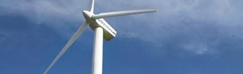 Elproduktionen fra vindmøller er den største kilde til vedvarende energi i den danske elforsyning