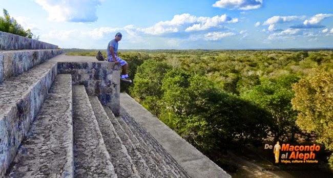 Visita Uxmal Yucatán 14