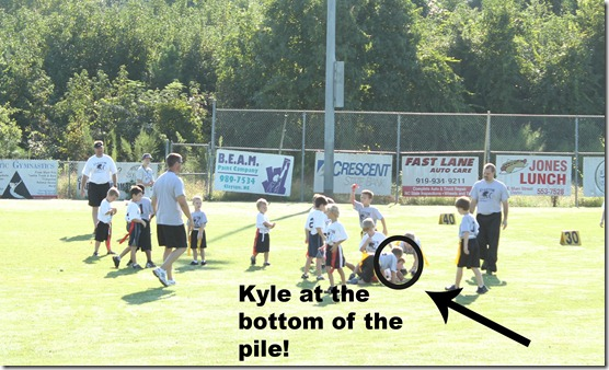 Kyle football
