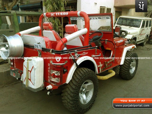 Open Jeep in Punjab http://picasaweb.google.com/lh/photo/TRfQnRnczJjSNBH6jT9STw